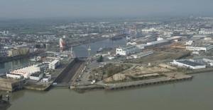 Port de Nantes Ouest France
